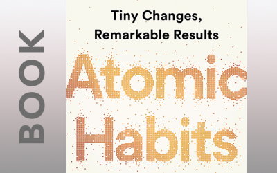 Atomic Habits – Book by James Clear